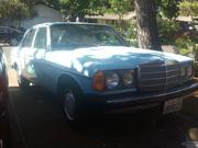 1980 Mercedes-benz 123